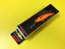 Rapala Deep Tail Dancer TDD-9 OCW, Orange Crawdad Color Lure, NIB.