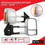thumbnail 1 - Bettaview Extendable Towing Mirrors for Nissan Navara NP300 2015 To Current
