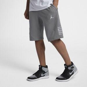 Nike NIKE AIR JORDAN WINGS LITE RETRO 11 XI COOL GREY SHORTS