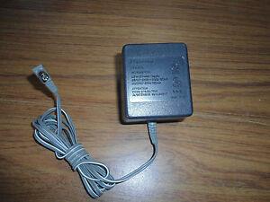 PANASONIC PQLV10 CLASS 2 POWER SUPPLY AC ADAPTER 9 V 850 mA