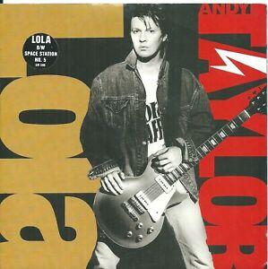 Andy-Taylor-Lola-7-034-Vinyl-45rpm-Duran-Duran