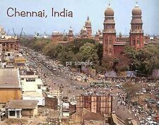 India - CHENNAI - Travel Souvenir Fridge MAGNET