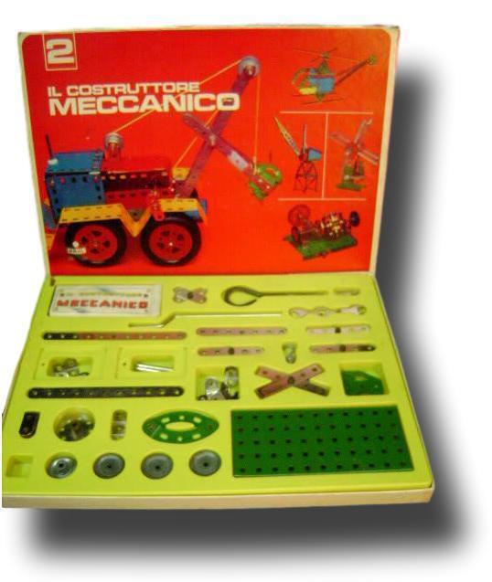 Constructor mecánico bral Box Box Box número 2 e41