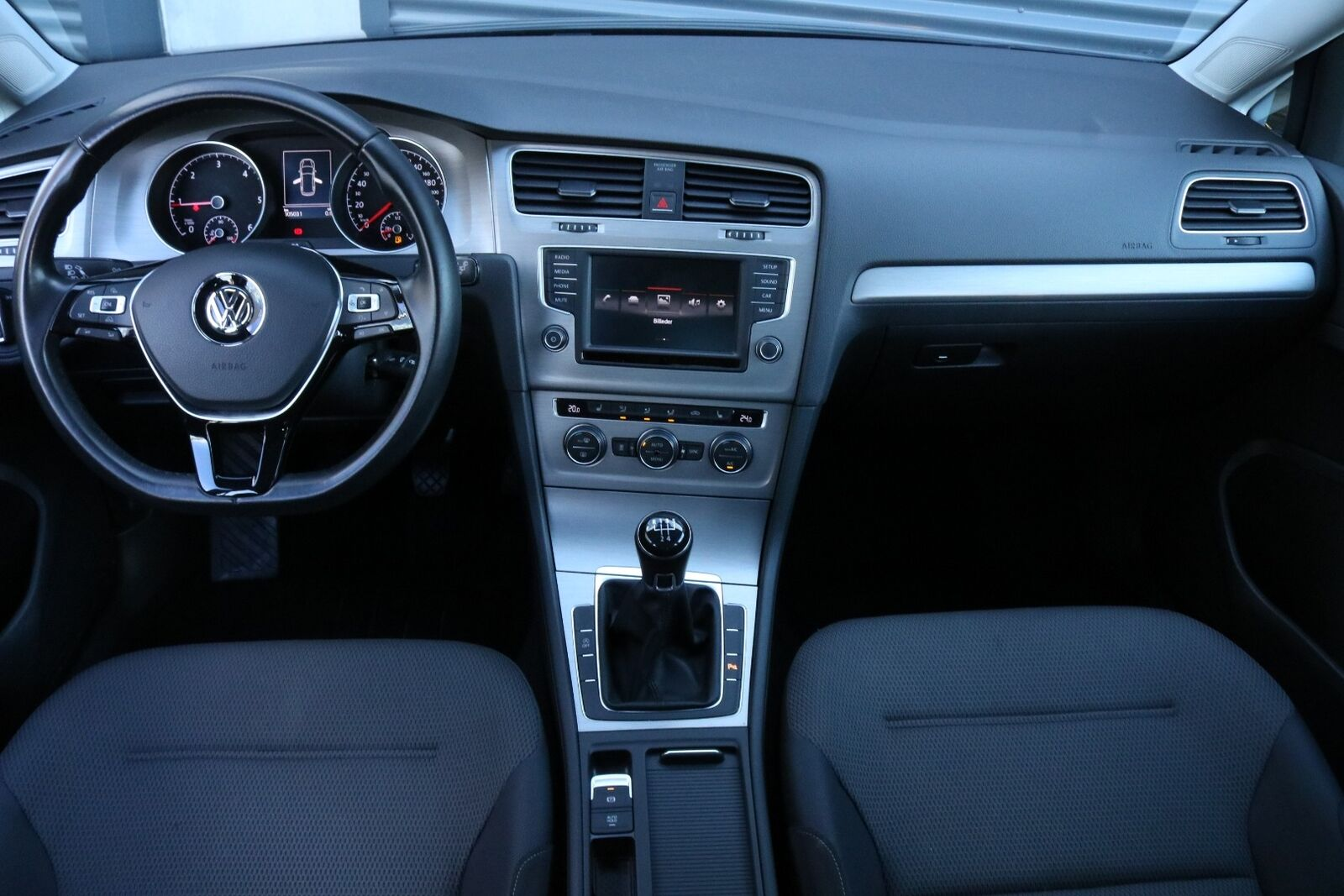 VW Golf VII TDi 110 Comfortline Vari. BMT
