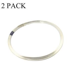 2X-Rubber-Belt-Rotational-Band-for-Intermec-4440-4440E-4420-E-Easy-Coder-Printer