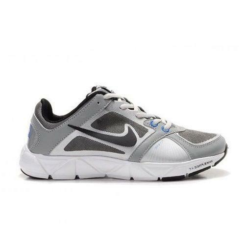 Womens NIKE FREE XT QUICK FIT+ Running Met Silver Trainers 415257 004
