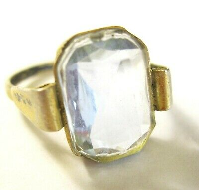 RING silver 915  USSR