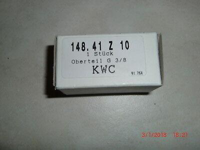 """KWC-KURI SANITÄR-OBERTEIL 1//2/"""" BLAU Nr 148.47 Z 231"""