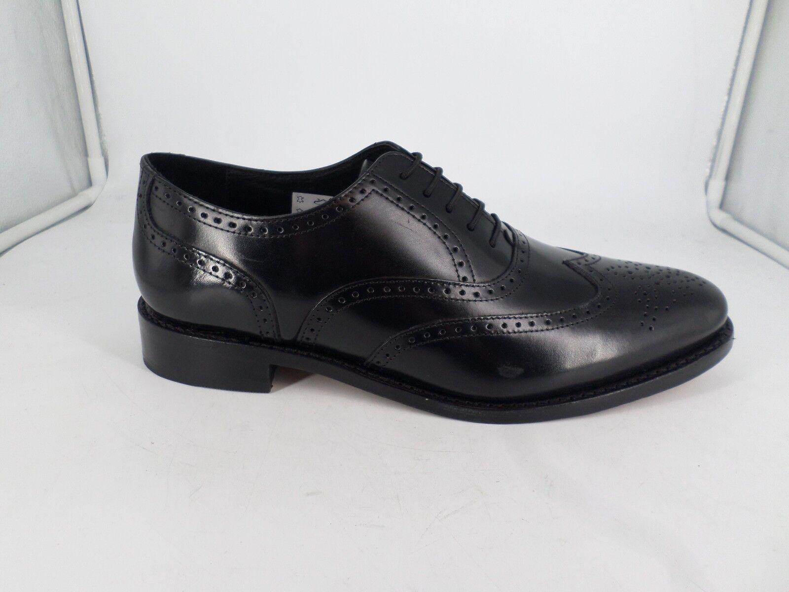Samuel Windsor Classic Retro Cheltenham Brogues RRP  EU 44 NH01 31 Scarpe classiche da uomo