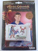 Disney's Pirates Of The Caribbean Pillowcase Coloring Art Kit