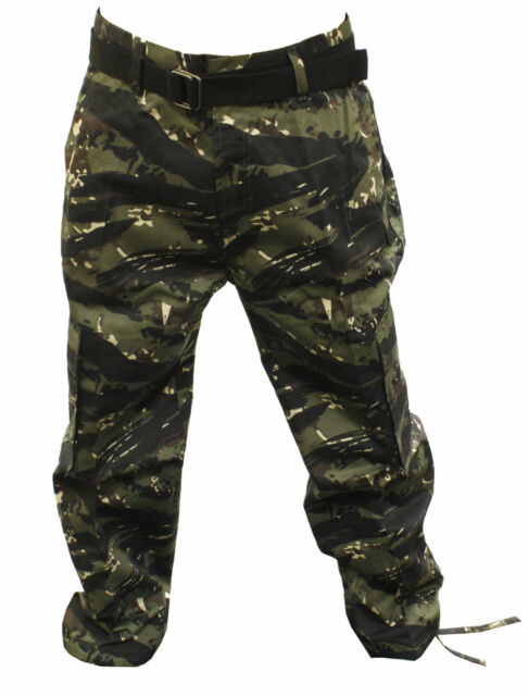 NWT MEN ACCESS (STREET/ALL PRO)  DIFFERENT COLORS OF CAMO CARGO PANTS