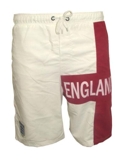ENGLAND FA OFFICIEL SHORTS-Swim Plage Board Casual-Authentique /& grande qualité!