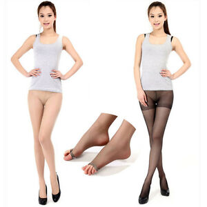 715b7ea96 Fashion Women Open Toe Sheer Pantyhose Hosiery Toeless Stockings For ...