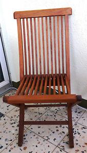 Gartenstuhl Holz Klappbar.Details Zu Klappstuhl Gartenstuhl Holz Behandelt Klappbar Holzstuhl