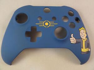 Fallout Boy Soft Touch Front Shell Pour Xbox One S Controller-neuf-modèle 1708-afficher Le Titre D'origine ChronoméTrage Ponctuel