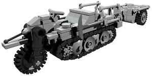 CUSTOM building INSTRUCTION  for WW2 Kettenkrad to build out of LEGO parts - <span itemprop='availableAtOrFrom'>Exmouth, Devon, United Kingdom</span> - Returns accepted Most purchases from business sellers are protected by the Consumer Contract Regulations 2013 which give you the right to cancel the purchase within 14 days after t - Exmouth, Devon, United Kingdom