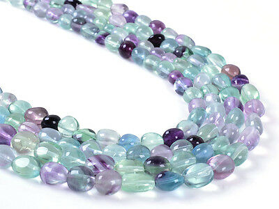 "Natural gemstone Pebble Chips loose beads 16""  Amazonite Charoite agate Larimar"