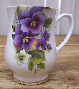 Purple-Flower-Floral-Coffee-Tea-Cup-Mug