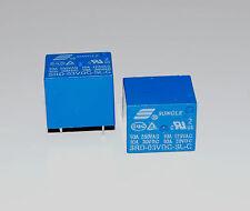 10pcs Mini 3V DC SONGLE Power Relay SRD-3VDC-SL-C PCBType 1-3 day fast ship A059