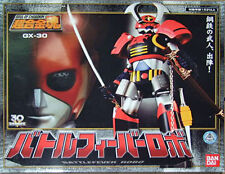 BANDAI SOC SOUL OF CHOGOKIN BATTLE FEVER GX-30  DIECAST FIGURE NEW