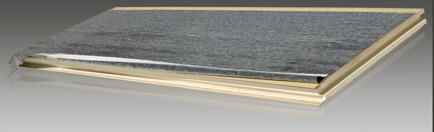 Linitherm Aufsparrendämmung Steildachdämmung Polymer N+F 80 mm - 200 mm  WLS 023