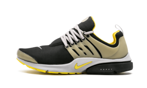 Nike Air Presto QS BRUTAL HONEY YELLOW BLACK WHITE 789870-001 sz XS   8-9 Men's