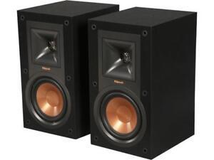 Image Is Loading Klipsch R 15M Bookshelf Speaker Pair