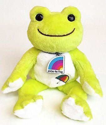 Pickles the Frog Bean Doll Plush Green Ametalk! Japan ...