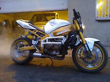 Crash cage klatka stunt kawasaki zx6r 636 03/04