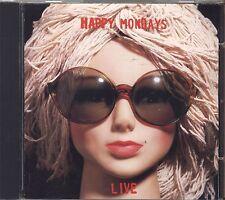HAPPY MONDAYS - Live - CD 1991 USATO OTTIME CONDIZIONI