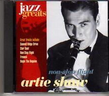 (DF45) Jazz Greats No 016 CD, Artie Shaw