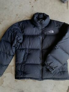 The North Face 700 Nupste Down Jacket Puffer Mens Size ...