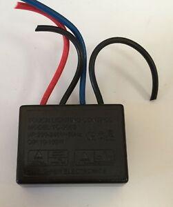 Hopestar Touch Dimmer TC-306S 10W 100W 3 Stufen Touchdimmer Touch Modul Mess