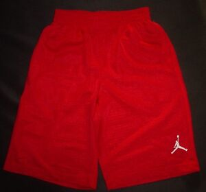 bd75f5fcc433 Image is loading NIKE-Air-Jordan-Jumpman-Boys-Athletic-Basketball-Shorts-