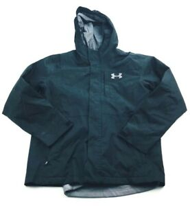 Under-Armour-Youth-Boys-Storm-Wildwood-3-IN-1-Jacket-Size-Large-Black-ColdGear
