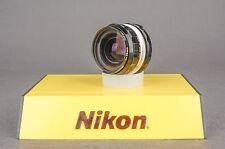 Nikon NIKKOR H Auto 28mm f/3.5 MF Non-Ai Lens