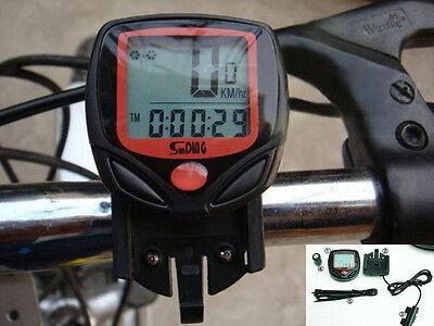 CECA Cycling Bike Bicycle Cycle Computer Odometer Speedometer Waterproof