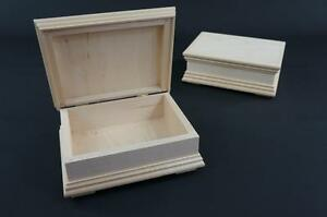 1-x-Plain-Wooden-Natural-Jewellery-Chest-Keepsake-Box-Trinket-Storage-KFR-Large
