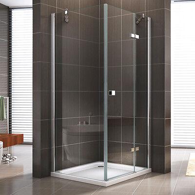 Duschkabine Dusche Duschwand Duschabtrennung Duschtür ESG Glas NANO