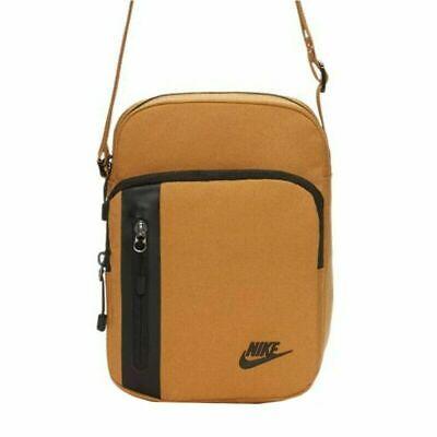 Químico intimidad choque  Nike Tech Core Pequeño Artículos Bolsa BA5268 790 Trigo Lateral Bandolera |  eBay