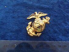 (A24-X020) US Marine Corps  CAP Badge Schirmmützenabzeichen