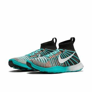 c6892dd2c01b Men s Nike Free Train Force Flyknit Training Running Shoes 833275 ...