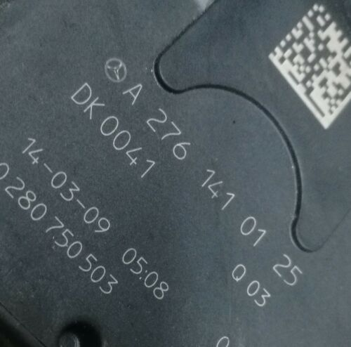 Mercedes Classe A W176 A45 GLA45 X156 2.0 Essence Throttle Body A2761410125