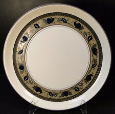 """Mikasa Arabella Large Round Chip Platter Snack Tray 14 3/8"""" CAC01 EXCELLENT!"""