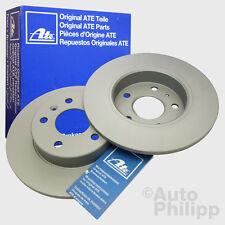 2x TRW Bremsscheiben vorne Belüftet 258mm DF4119 Für Mazda 323 S V 323 F V