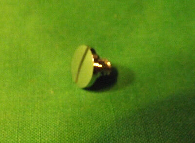 1 NOS Garcia Mitchell 302 303 402 403 FISHING REEL Cover Plate Screw 81344
