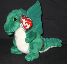 TY DEWI Y DDRAIG the DRAGON BEANIE BABY - UK EXCLUSIVE - MINT with MINT TAGS