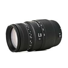 Sigma 70-300 mm f4-5.6 DG Macro Makro- und Zoomobjektiv für Sony