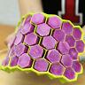 Honeycomb Silicone Soap Mold Bakeware DIY Fondant Chocolate Cake Craft Mould