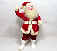 HAROLD GALE SANTA VINTAGE DOLL STORE DISPLAY CHRISTMAS TREE HOLIDAY ORNAMENT